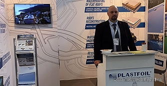 PLASTFOIL® at the major exhibition in Germany