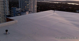 Reconstruction of the roof of a canning plant in Poland with PLASTFOIL®