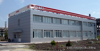 PLASTFOIL® in the reconstruction of the oil industry facilities of the Balkan Peninsula